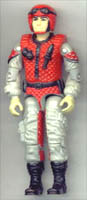 GI JOE 1987 Crazylegs (figure) GI Joe Action Figures & G.I. Vintage Toys at Guru-Planet