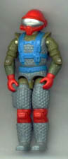 GI JOE 1987 Fast Draw w/Visor (figure) GI Joe Action Figures & G.I. Vintage Toys at Guru-Planet