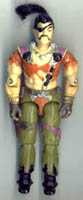 GI JOE Cobra Zanzibar (figure) GI Joe Action Figures & G.I. Vintage Toys at Guru-Planet