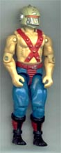 GI JOE Cobra Big Boa (figure) GI Joe Action Figures & G.I. Vintage Toys at Guru-Planet
