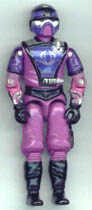 GI JOE 1987 Cobra Techno Viper (figure) GI Joe Action Figures & G.I. Vintage Toys at Guru-Planet