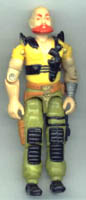 GI JOE 1987 Taurus (figure) GI Joe Action Figures & G.I. Vintage Toys at Guru-Planet