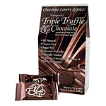 Triple Truffle Healthy Chocolate  (100 Pieces)
