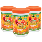 Beyond Tangy Tangerine 2.0 Citrus Peach Fusion 480 G Canister - 3 Pack