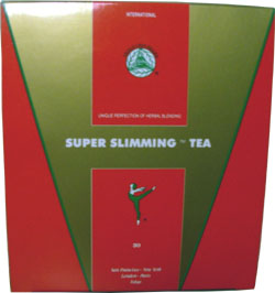 Super Slimming Tea Giftbox - 30 tb