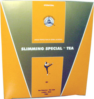 Slimming Special Tea Giftbox - 30 tb