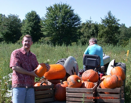 Buying Pumpkins