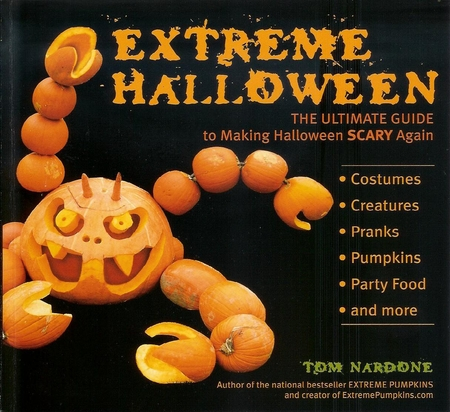 Extreme Halloween - My Latest Book