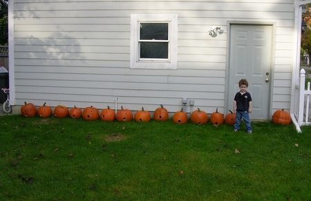 The Great Pumpkin Preservation Study - How To Preserve A Pumpkin Properly