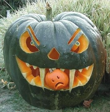 Giant Carnivorous Pumpking