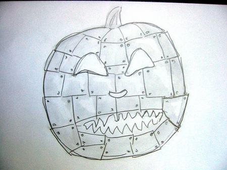 Armored Pumpkin