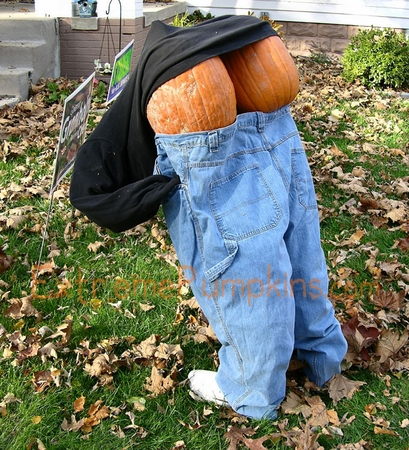 The Mooning Pumpkin