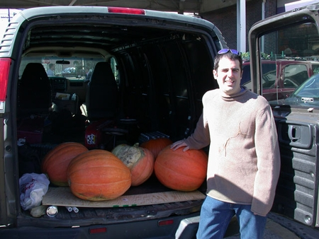 Buying Ugly Pumpkins