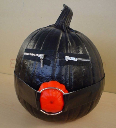 The Gimp Pumpkin