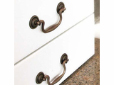 Colonial Bronze Cabinet Hardware