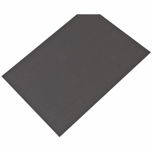 Hafele 547.92.625 Mat, non-slip, fiber, quartz gray, 501 x 1170mm (each)