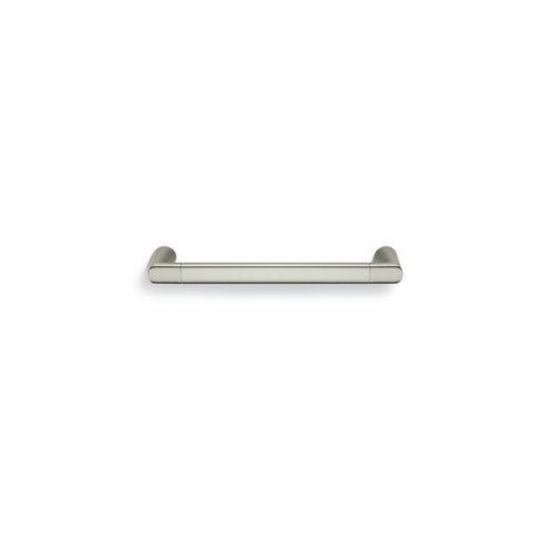 Valli and Valli VCR Cabinet Hardware A275 Cabinet Pull 15 Satin Nickel