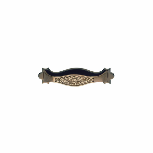 Valli and Valli VCR Cabinet Hardware A755-2 ; A755 2 Cabinet Pull 03 Brass