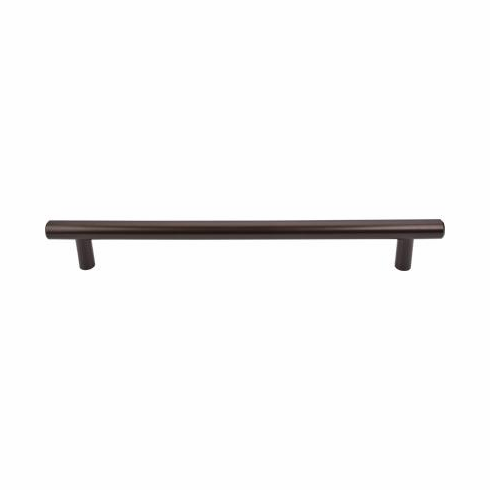 """Top Knobs M1333-18 Appliance Hopewell Appliance Pull 18"""" (c-c) - Oil Rubbed Bronze, L=20 1/4"""", W=3/4"""", P=2"""", CC=18"""""""