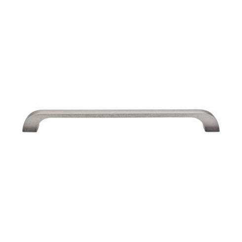 """Top Knobs TK47PTA Appliance Neo Appliance Pull 12"""" (c-c) - Pewter Antique, L=13"""", W=7/16"""", P=1 1/4"""", CC=12"""""""
