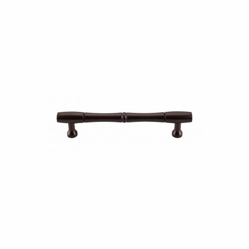 Top Knobs M797-8 NOUVEAU BAMBOO APPLIANCE PULL 8 INCH (C-C) Length: 9 3/16 in.Width: 7/8 in.Projection: 2 1/8 in.Center-to-Center*: 8 in.Base Diameter: 3/4 in. Finish: Oil Rubbed Bronze