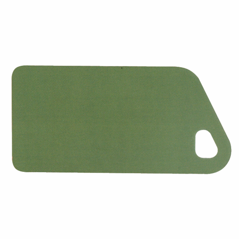 Hafele 917.42.003 Key Tag Green programming add plastic, ABS, Tag-it 28 x 56 MM (each)