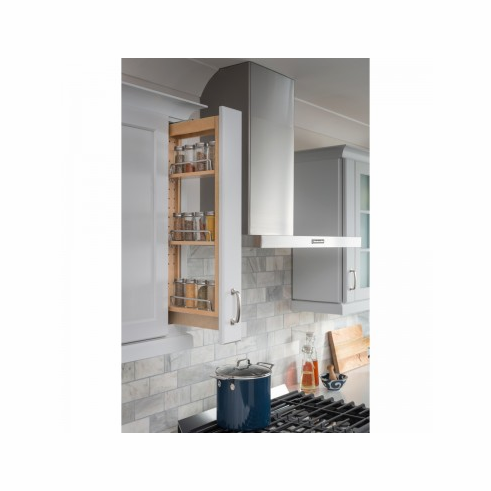"""WFPO642 6"""" x 11-1/8"""" x 42"""" Wall Cabinet Filler Pullout"""
