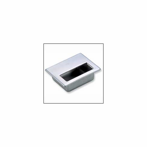 Sugatsune Handles, Pulls and Knobs hh-kp150 ; hh kp150 Recessed Pull Satin