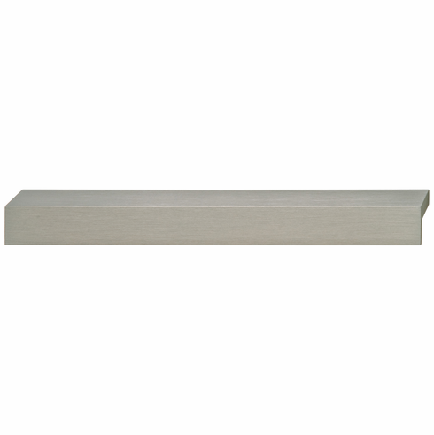 Hafele 112.83.004 Handle, Westin, aluminum, stainless steel, 100AL15, M4, center to center 192mm (each)