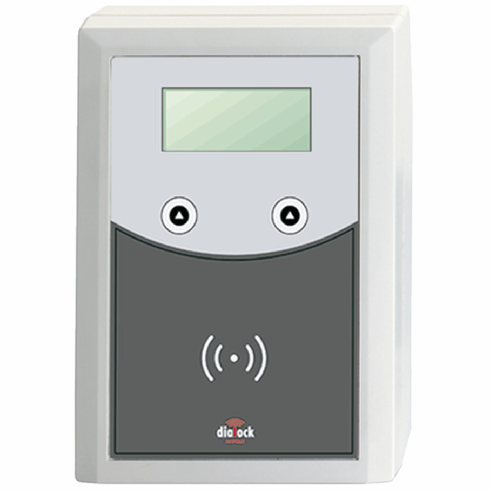Hafele 917.42.071 LockerLock Info Terminal, Tag-It Desk, English (each)