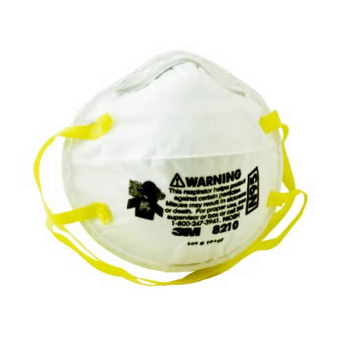 3M N95 Respirator Mask, disposable (20 masks) Hafele 007.48.730