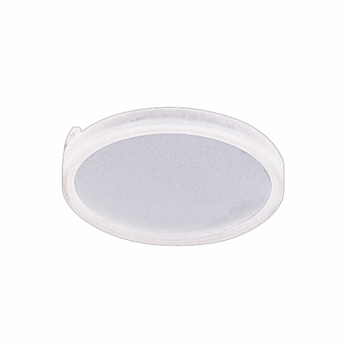 Hafele 824.20.780 Diffuser Trim, plastic, white / glass frost, for 824.20 lights (each)