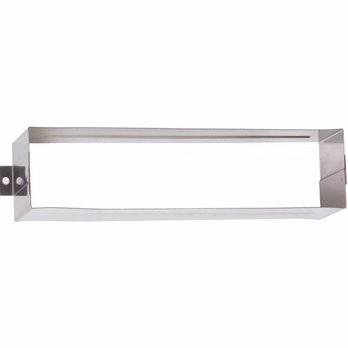 """Brass Accents A07-M0020 Sleeve only for 3.625"""" x 13"""" Mail Slot"""