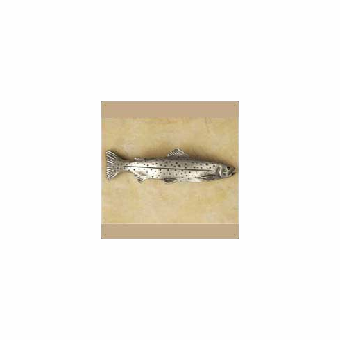 """Anne at Home 079 Trout-Rt (Convex 3"""" CC Cabinet Pull 4.75 x 1.5 x 1"""""""