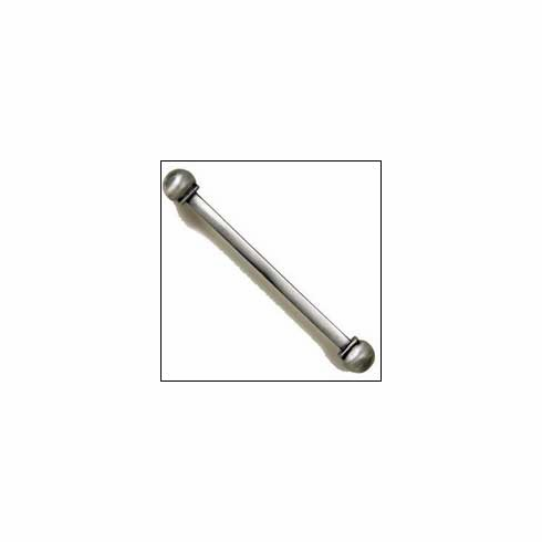 """Anne at Home 1079 Unegrande 8"""" Cc Pull 8"""" CC Cabinet Pull 9.125 x 1.125 x 2.25"""""""