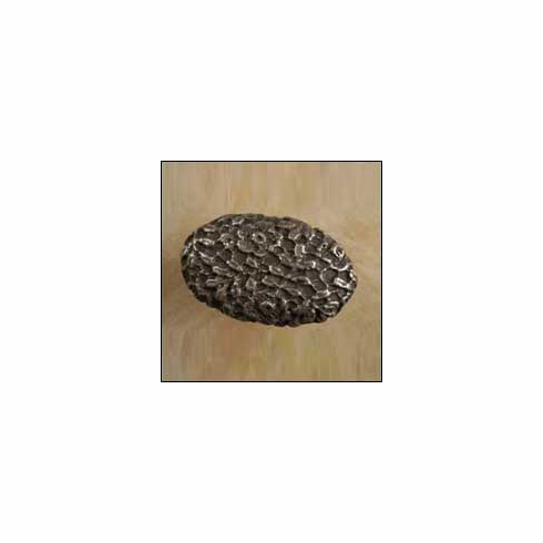 """Anne at Home 222 Cottage Lace Oval (Lw 1042 Cabinet Knob 2 x 1.25 x 1"""""""