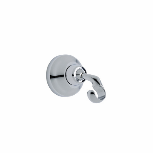 ROHL C494STN Bossini Wall Mounted Handshower Holder With Swivel In Satin Nickel