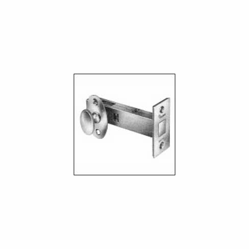 Baldwin 0414 Mortise Bolts Tubular Design Forged Brass Construction