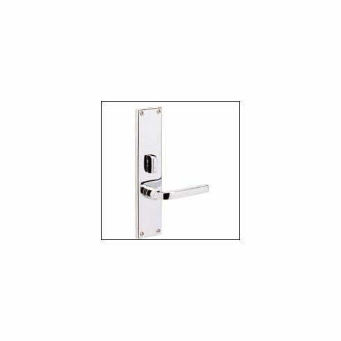 Baldwin 6514-KT Minneapolis Interior Escutcheon w/ Turn Knob Trim Only