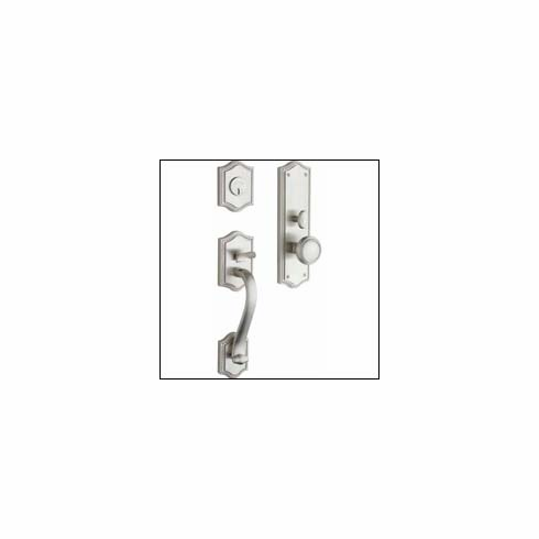 Baldwin 6520-B Bristol Interior Escutcheon Trim Only