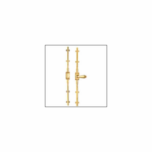 Baldwin 8105-7TOP Top Replacement Rod For Cremone Bolts For 7 inch Door