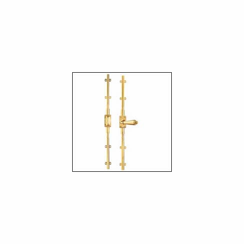 Baldwin 8105-8TOP Top Replacement Rod For Cremone Bolts For 8 inch Door