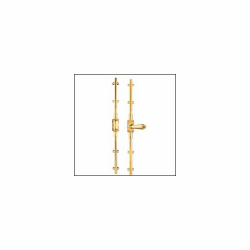 Baldwin 8105-GD Cremone Bolt Rod Guide Only