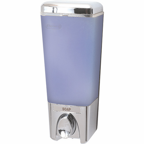 Clear Choice 72144 Dispenser I Chrome Bath Dispenser