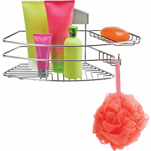 Stor IT 13201 Combo Basket - Stainless Steel