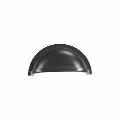 "Belwith/Hickory Williamsburg P3055-10B  Cup Pull, 3"" C/C Oil Rubbed Bronze (EA)"