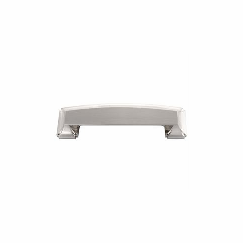 """Belwith/Hickory Bridges P3234-SN  Cup Pull,3"""", 96Mm & 128Mm C/C Satin Nickel (EA)"""