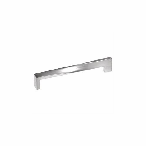 Belwith/Hickory Metro Mod P3615-SN  Pull, 128Mm C/C Satin Nickel (EA)