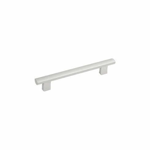Belwith/Hickory Dew P3696-SP  Pull, 128Mm C/C Satin Pearl (EA)