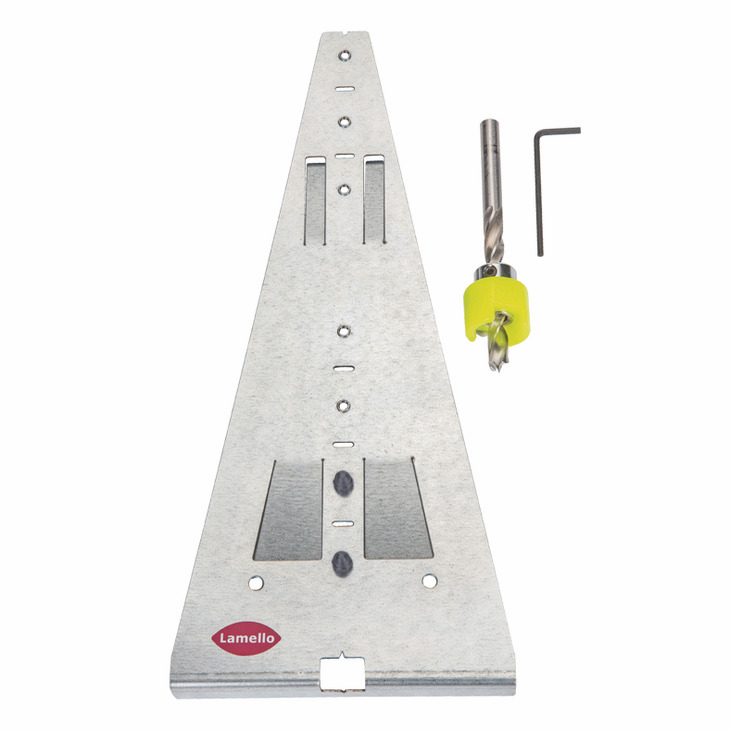 Hafele 001.26.710 Divario P-18, marking jig (each)